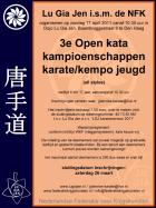 Open Kata championship